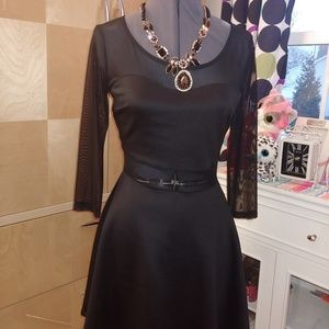 Charlotte ruse black dress